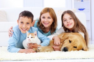 Are your family pets distracting potential Buyers?